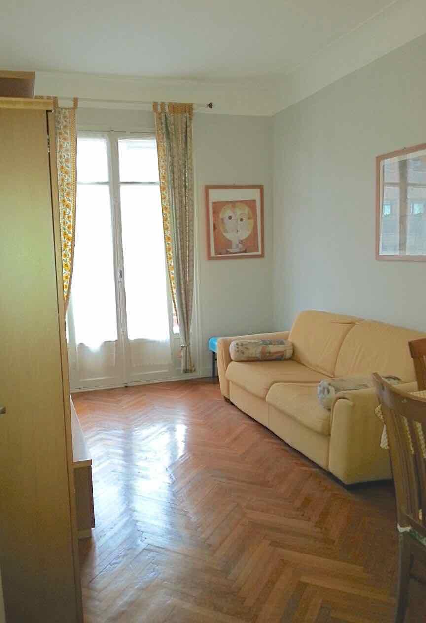 nice center furnished 1 bedroom apartment